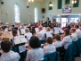 Boxted Methodist Silver Band visit 2014