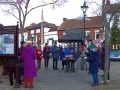 Christian Aid Carols in the Square